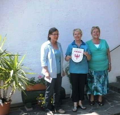 Auszeichnung 3 Edelweiss Privatzimmerverband Tirol