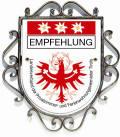 Wappen Auszeichnung 3 Edelweiss